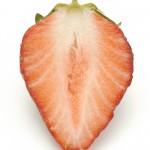 いちごの実はどこの部分が美味しい?