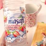 セレブやVIPたちがスイートルームで手にする水♪「マサフィー」