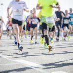給水所ならぬ給いちごスポットのある「いちごマラソン大会」!