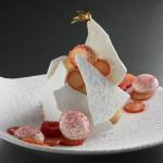 銀座メゾン アンリ・シャルパンティエでC.フェルデールシェフによる冬の素敵なデザートを
