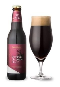 いちご味のチョコビール?!