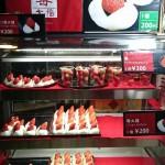 外国からのお客様にも人気!奈良の苺大福は朝摘み苺を使用