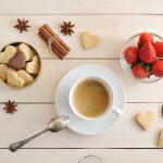 香りからして美味しいそう!ストロベリーホワイトチョコレートのドリップコーヒー