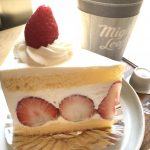「ミガキイチゴ」を口いっぱいに!「いちびこ」の贅沢ショートケーキ