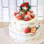 簡単に出来ちゃう!お家で楽しむイチゴクリスマスケーキの作り方
