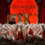 気分はパリジェンヌ!ヒルトン東京の「ストロベリーCATSコレクション」
