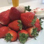 「先入観を持たず、まずは食べてみて!」果実園リーベル ランドマーク店で夢のイチゴ山盛りを初体験