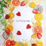 押し花ならぬ「押しフルーツ」が大人気!イチゴでハンドメイドを楽しもう
