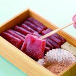 11月下旬までの限定商品! あまおう苺たっぷりのわらび餅「博多あまび」