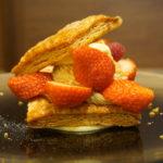 いちご×カレーの素敵な出会い!和菓子ブランド「宗家 源 吉兆庵」が運営するカフェレストラン「K. MINAMOTO」の冬季限定「いちご」メニューを実食してきました